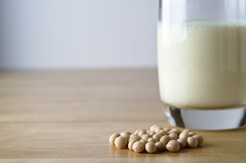 6 Reasons You Should Start Drinking Soy Milk FitneaCom