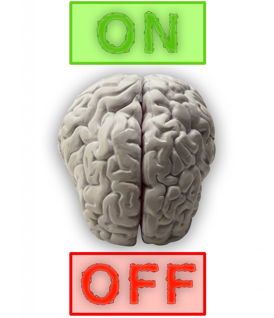 Brain on off